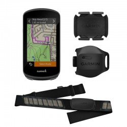 Garmin Gps Edge 1030 Plus Bundle