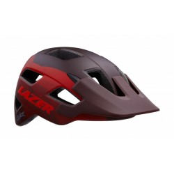 casco Lazer Chiru Matte Red