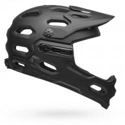 casco Bell Super 3R Nero opaco Mips