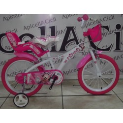bici Minnie 16""