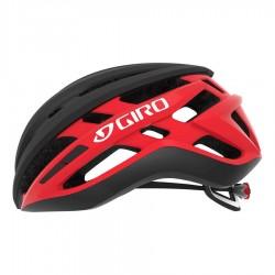 casco Giro Agilis nero rosso