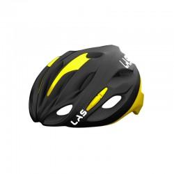casco LAS Cobalto nero giallo