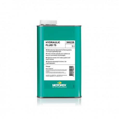 Motorex Hydraulic Fluid 75 Olio Minerale