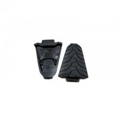 copritacchette Shimano gommate