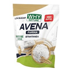Why Farina D'avena Istantanea gusto nocciola