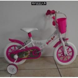 """Bici 12"""" Masha e Orso"""