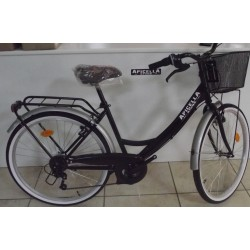 """Bici 26"""" Apicella Store con cambio posteriore 6 Speed"""