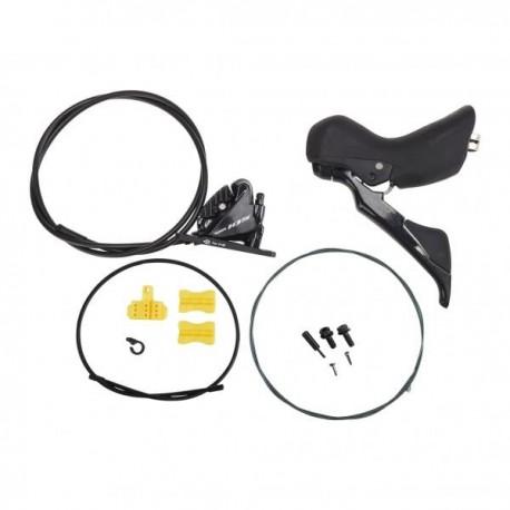 Kit Comando e freno sinistro Shimano 105 ST-R7020 2x11