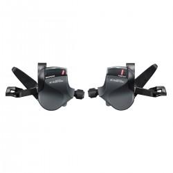 Comandi Cambio 3x8v +Indicat. SL-R2000/R2030 Claris Flat